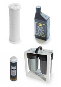 Supplies- Filters Oil Housings Cleaners