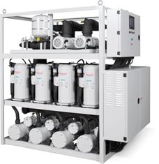 Custom Chilled Water Units
